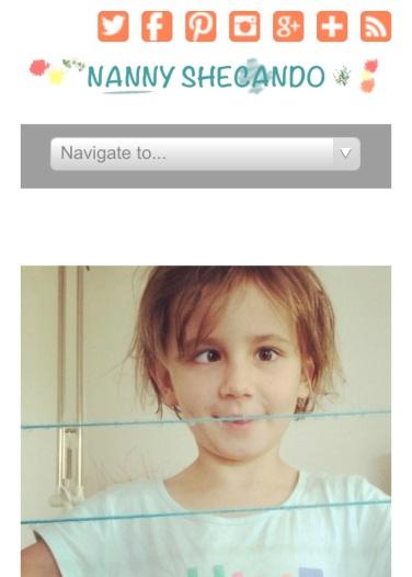 blog, nanny, shecando, hope